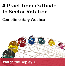A Practitioner's Guide to Sector Rotation